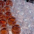 Verrée offert par M. Küntzer vins à St. Blaise